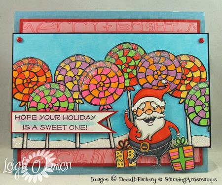 Santas Sweet Shoppe 1