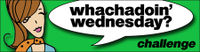 Whachadoin wednesday logo_outlined
