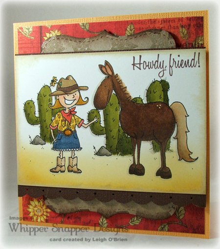 Howdy Friend