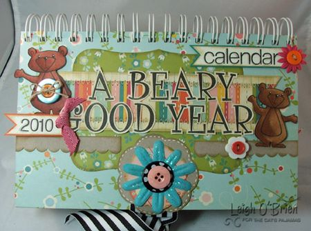 Beary Good Year_Cover