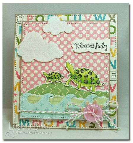Welcome Baby_framed