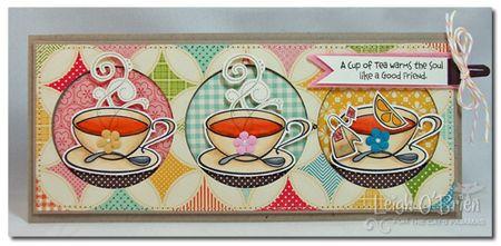 Tea Warms_framed
