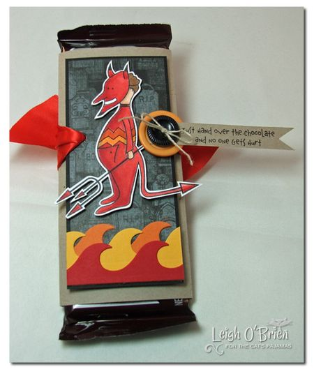 Little Devil_Hand Over The Chocolate Bar