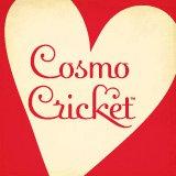 Cosmo Cricket Badge