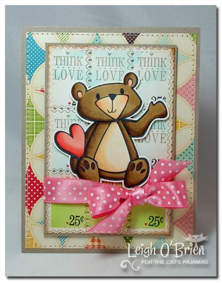 TCPTUES143_Honey Bear