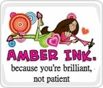 Amber Ink