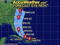 Hurricane-Irene-Path