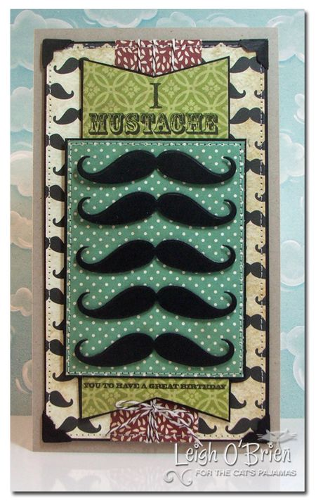 The Mustache Set_NR Sneak Peek