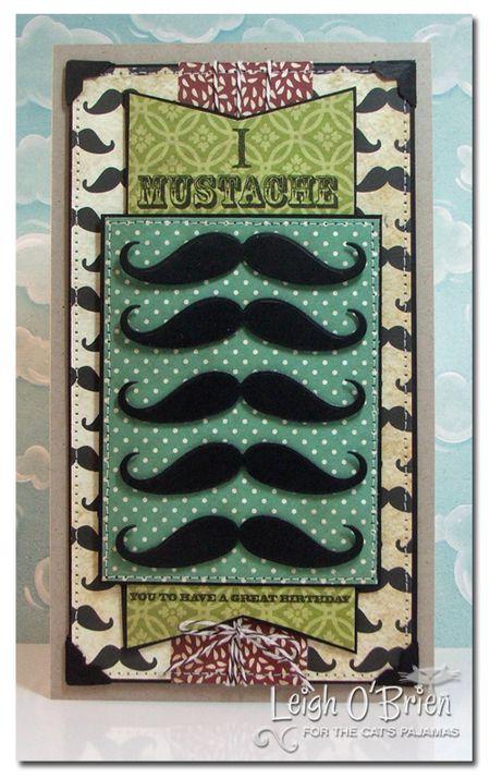The Mustache Set_NR Sneak Peek
